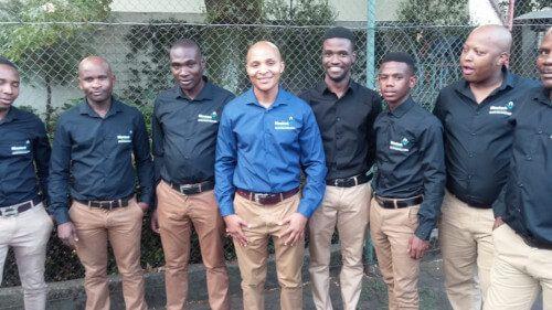 Lovemore Chinga in Zimbabwe