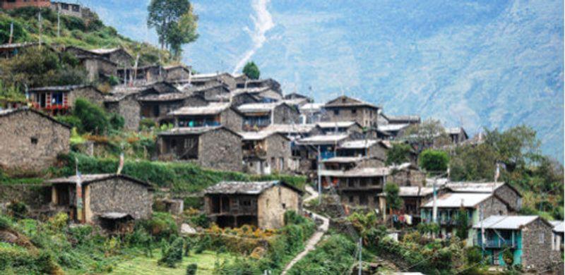 The quaint Langtang Valley, Nepal.