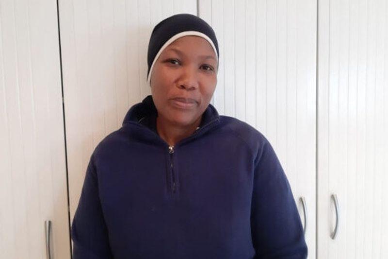 Nelly Nkala a Matobo native living in Johannesburg.