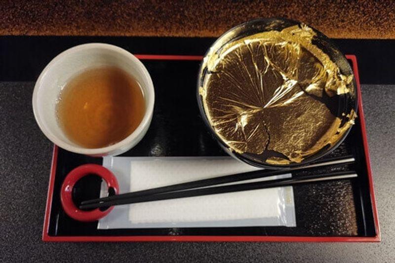 Kaikaro Teahouse in the Kanazawa Higashi Chaya District in Kanazawa, Japan.